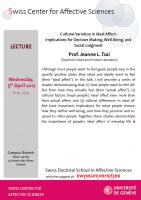 Talk Tsai (Lecture series)
