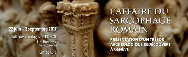 L'affaire du sarcophage romain