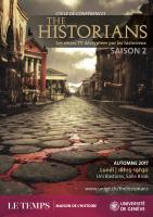 """The Historians"" Saison 2"