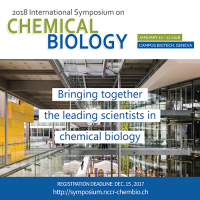 Joint NCCR Chemical Biology/ LS2 satellite meeting