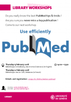 PubMed Workshop