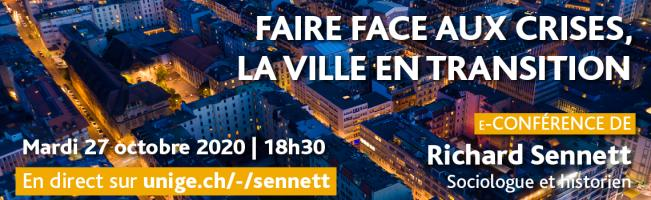 Faire face aux crises, la ville en transition