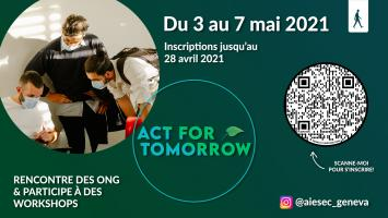 Act for Tomorrow